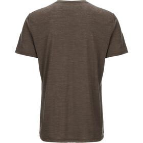 super.natural Everyday T-shirt Homme, killer khaki melange